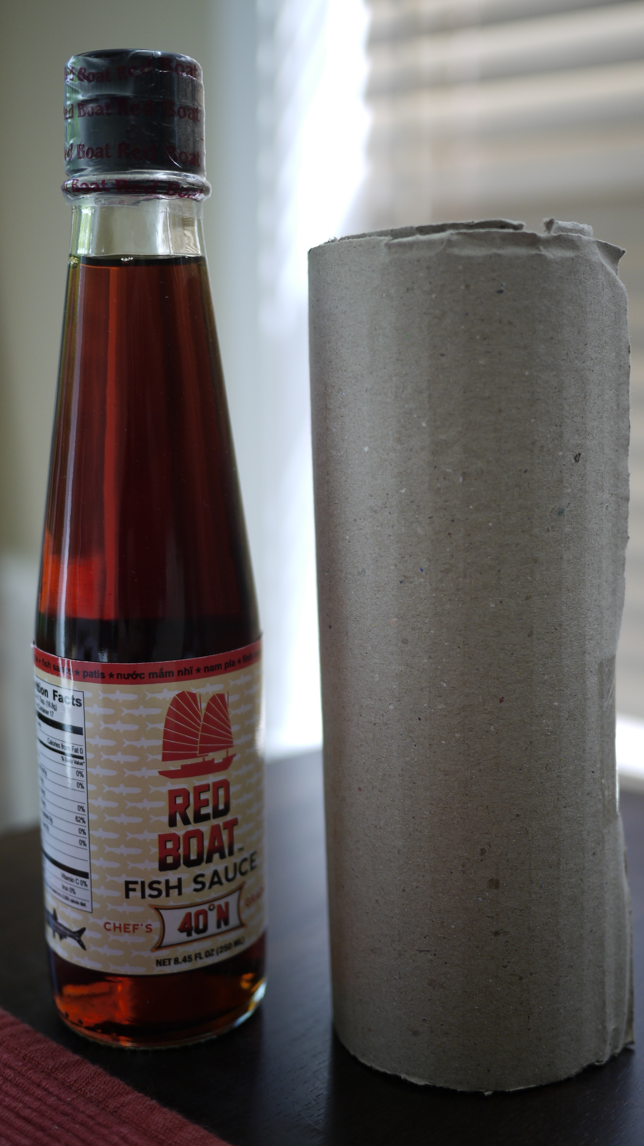 Red boat fish sauce duc n ly for Red boat fish sauce ingredients
